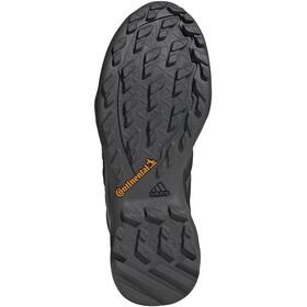 adidas TERREX Swift R2 Gore-Tex Zapatillas Senderismo Resistente al Agua Hombre, grey six/core black/grey four